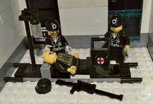 Lego war / by Mason Russell