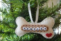 Dog Ornaments For Christmas Tree / Explore the cutest most adorable Christmas tree dog ornaments. Every dog lover needs at least one of these of their tree!
