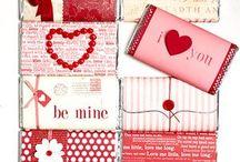 valentines / by Brenda Clark