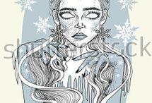 Snow Queen   arts