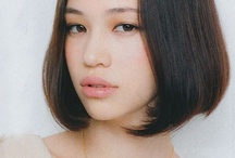 Japanese Faces  / Popular Models & Actresses