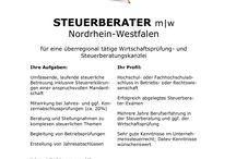 Steuerberater (m/w) / Mandate in der Steuerberatung  mehr unter www.kanzlei-job.de