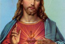 Santos, Angeles e imagenes  religiosas