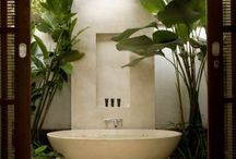 Design Ideas : Outdoor Bathroom