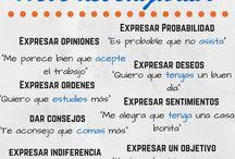 Verbos espanol