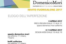 save the date - Milano Design Week 2017