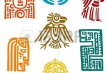 símbolos indígenas