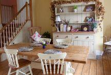 farmhouse living.....