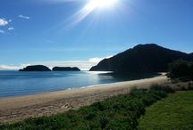 My favourite places in New Zealand / As a New Zealander, these are my favourite places