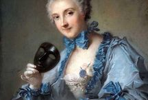 18th Century People and Portraits / Learn more about the 18th Century World at Titillating Tidbits About the Life and Times of Marie Antoinette:  http://leahmariebrownhistoricals.blogspot.com / by Leah Marie Brown