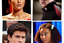 Hunger games / Anything hunger games thats appropriate... oobsessed and loving it!!!! / by Gracie Salas