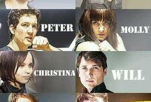 I'm DIVERGENT and they can't controll me