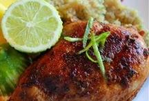 Yummy food- Chicken