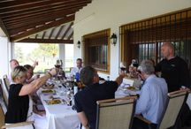 Corporate Events / Cheers!!! / by Spanish ThymeTraveller