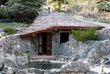 small bush homes