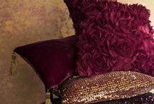 Toba rose sofa