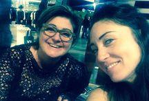 Grazia'Lliani at SUPER Pitti 2015 / Grazia'Lliani Team at work during the SUPER Pitti Immagine exhibition 2015 in Milan.
