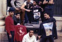 New Jack / 80's 90's Newyork, vintage, hiphop, street