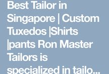 best tailor in Singapore