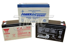 Alarm Batteries / JMAC Supply offers many different brands of Sealed Lead Acid Alarm Batteries, including Casil, Yuasa, EnerSys, UltraTech and PowerSonic batteries. Sealed Lead Acid Batteries are a necessary replacement to ensure proper and constant functionality of your home burglar alarm panel in times of power outages, power shortages, blackouts and other power conditions, saving you thousands of dollars in property damage, theft or endangerment of you and your loved ones.