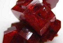 Rocks + crystals / by Nicole Bean