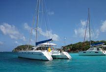 TOBAGO cays in barca a vela ai caraibi / Regalati una vacanza ai caraibi non nel solito resort ma in un catamarano spazioso e veloce. Visiterai 9 isole del Caribe es Tobago Cays,