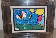 Britto deals / Visit our Store or Website for pricing info:  http://www.framesusamiami.com/savings.html