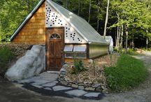 Greenhouse, Leslie's project (Bromont, Quebec, Canada)