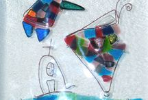 Fused glass: Pixel imperfect