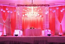 Stage Backdrop Decorations / We are expert in fix a Grand Look Stage Backdrop Decorations at your beautiful wedding occassion and events too.