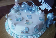 Baby Shower Cakes and other stuff