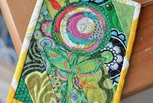 Fabric funsies / by Marmee P