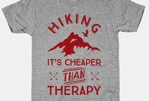 Hunting, fishing, camping, hiking...