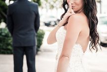 First Look / First Looks are just as awesome as the walk down the aisle!