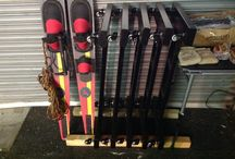 Connelly Classic Skis / HOOD'S West Alton has one pair of Connelly Classic Skis.  There are acrylam constructed, compression molded and fiberglass wrapped.