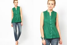 embroidered tunics and kurtis / Making fashion affordable