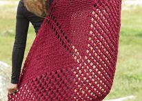 strikke- og hekleoppskrifter