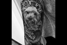 Tatuajes Φ DOOWS Φ / Acreditado graffitero y tatuador de Barcelona