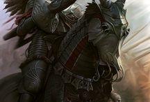 [Cavalier] D&D Character
