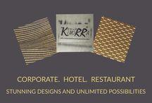 Corporate Style - Refits & Refurbs