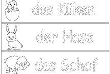 Learning German kids