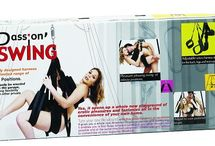 Sex Swings, Stands and Accessories / Get infatuated by the idea of hanging upside down to get your blood flowing and get started on learning new positions that last all night. Our standing sex love swings are going to transform you into a flexible sex goddess.