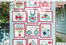 2015 Quilt Alongs / by Marsha Hodgkins