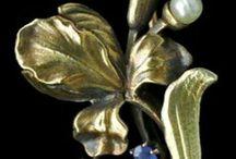 Jewelry / art nouveau