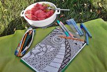 TE-S-ART Zentangles