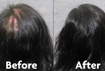 To get rid of oily hair