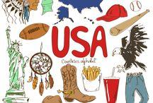 US culture presentation