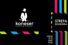 Strefa Konesera // 19 września 2015 / Tradycyjnie we wrześniu prascy artyści, animatorzy oraz przedsiębiorcy zaprosili warszawiaków do wspólnego delektowania się sztuką i nie tylko! Tym razem Centrum Praskie Koneser również przygotowało moc atrakcji. Zobaczcie jak wypadło wydarzenie.