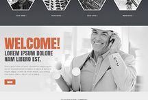 Metro Webdesign Style