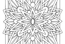 colouring pages / by Jane Firman